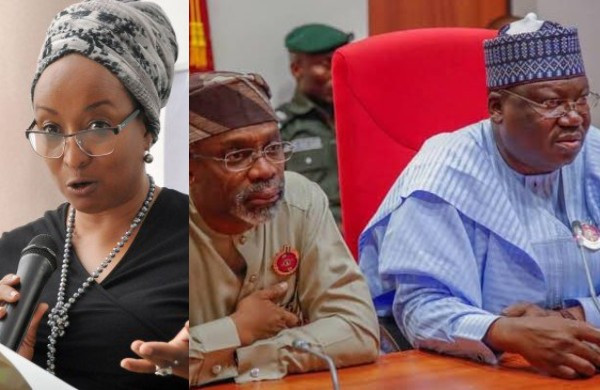 Your comment about N2tr Social Investment Programme being a failure is regrettable and dangerous - Uwais tackles Lawan and Gbajabiamila lindaikejisblog