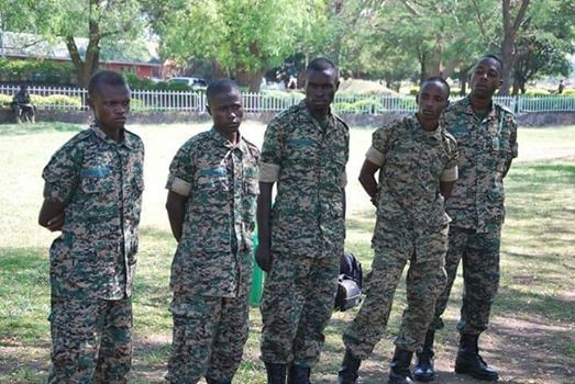 Court martial sentences soldiers to six months in jail for assaulting women while enforcing coronavirus curfew in Uganda