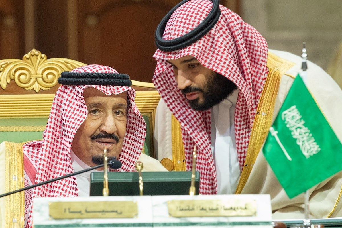 Saudi Arabia's King Salman and crown Prince Mohammed in isolation after 150 members of the royal family 'contractCoronavirus'