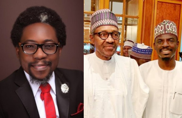 Chinese Govt are treating Nigerians like Dogs and you're masturbating over their Greek gift - Activist, Segalink drags Presidential aide, Bashir Ahmad lindaikejisblog