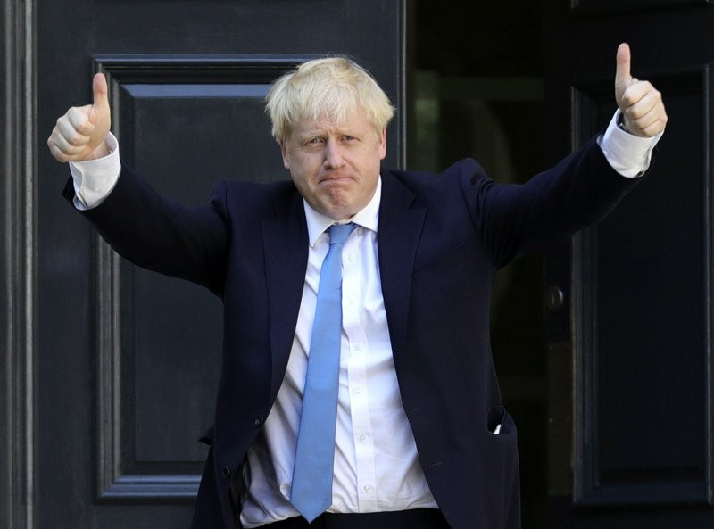 UK prime minister Boris Johnson released from intensive care
