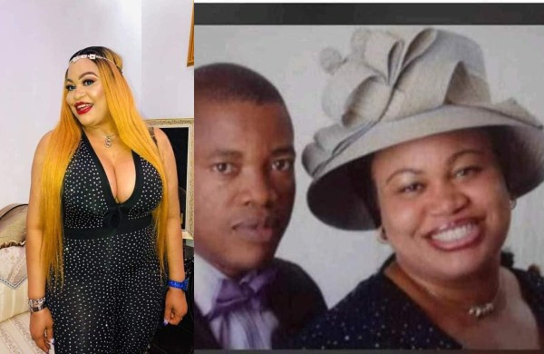 Ex-Pastor's wife who is now a self-confessed runs girl calls out Uyo politician's wife for threatening her over her husband lindaikejisblog