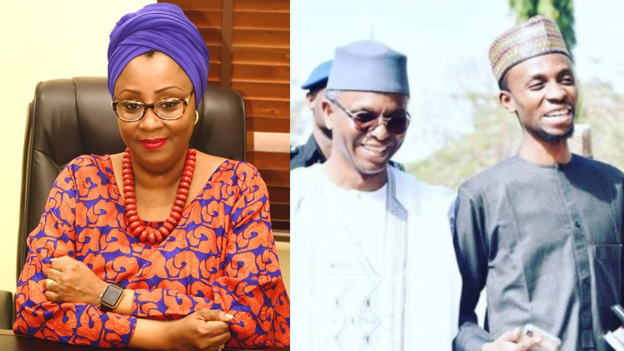 Governor El-Rufai's wife, Hadiza admits her son Bello threatened Twitter user with sexual abuse after being called out for supporting him lindaikejisblog