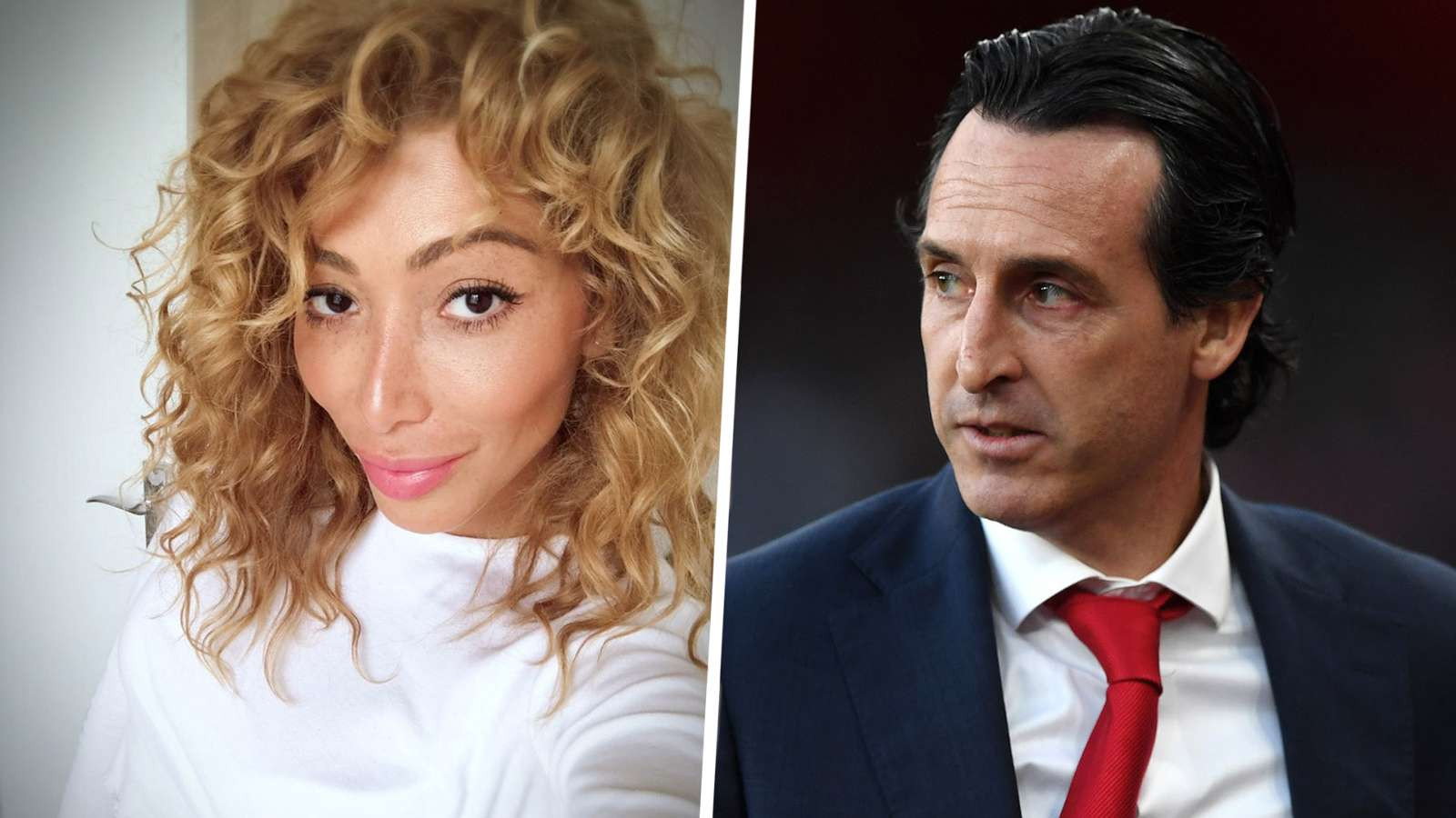'He told me I was a white witch' – Former Arsenal coach Unai Emery's ex girlfriend reveals he blamed her for his Arsenal sack, All9ja