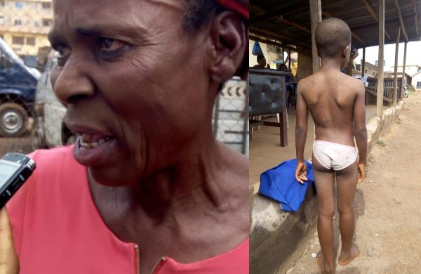 75-year-old grandmother arrested for pouring pepper into 11-year-old house help's genitals and eyes over juice and biscuit