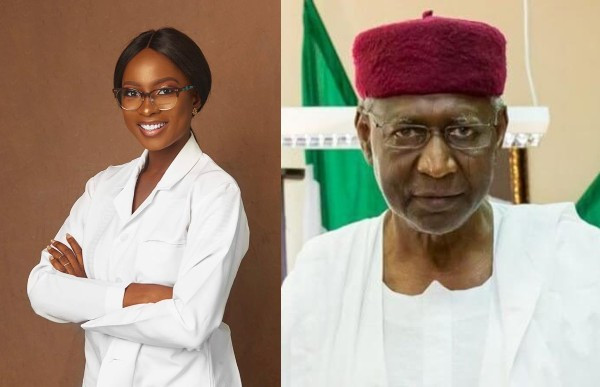 Actress Jemima Osunde calls out NCDC for releasing Abba Kyari's corpse, slams those that attended the burial ceremony