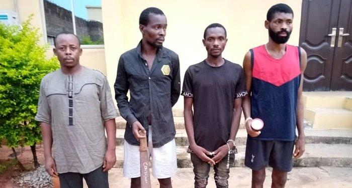 Anambra Police intercept truckload of cement stolen in Edo lindaikejisblog