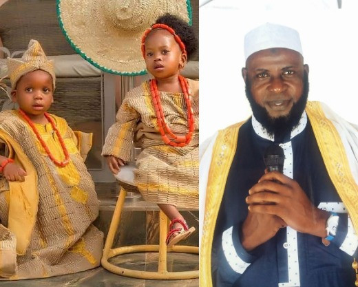 My children abductors have demanded £100,000 ransom - Islamic cleric, father of twins abducted in Ibadan reveals_AsorockOnline