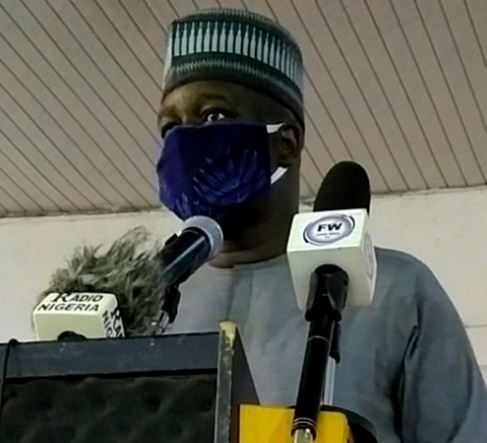 COVID19 is another Boko Haram, it is real- Borno deputy governor warns state residents as 16 health workers test positive for the virus, All9ja