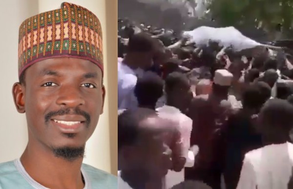 The burial ceremony of late Emir of Rano was attended by less than 20 people - Presidential aide, Bashir Ahmad counters viral video lindaikejisblog