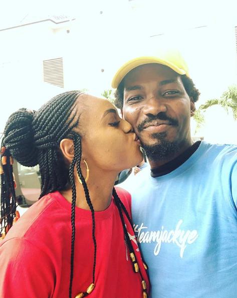 Jackye Madu's boyfriend, Oluwasegun