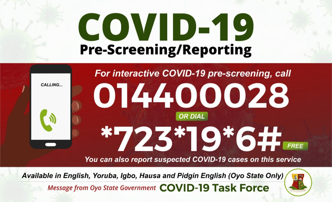 Coronavirus patient discharged in Oyo after recovering from the disease lindaikejisblog