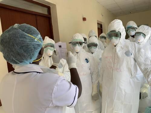 Doctors and nurse held hostage by Coronavirus patients in Kano lindaikejisblog
