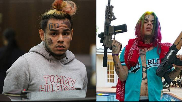 Tekashi 6ix9ine explains why he snitched on his gang members for a lighter sentence lindaikejisblog