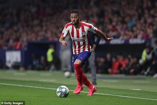 Atletico Madrid defender Renan Lodi reportedly tests positive for Coronavirus