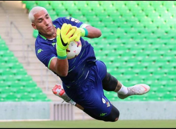 Real Betis goalkeeper, Joel Robles tests positive for Coronavirus (video)