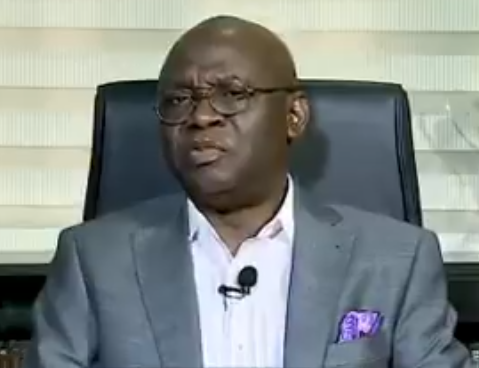 Open your church halls for government to use as Isolation centers – Pastor Tunde Bakare tells Nigerian church leaders (video)