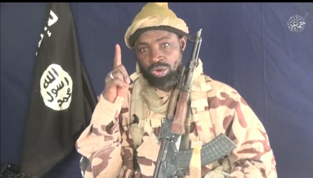 Boko Haram leader, Shekau cries in new audio as he seeks for protection against Nigerian troops firepower lindaikejisblog