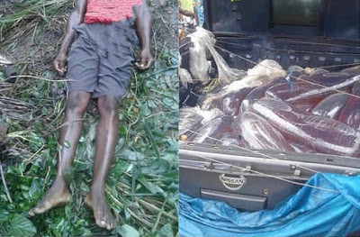 Fleeing policemen crush man to death in Imo lindaikejisblog