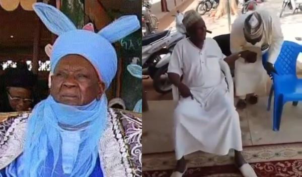 Emir of Daura holds court in hospital after recovering lindaikejisblog