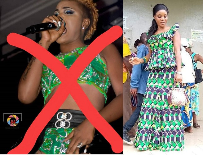 I don't want to suffer on earth and suffer in hell - Liberian dancehall star, Canc Queen quits music as she gives her life to Christ