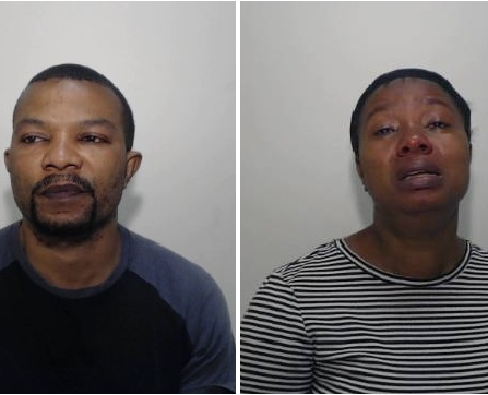 Nigerian couple bags 19 years in jail for sexually and physically abusing a girl and a boy in the U.K, All9ja
