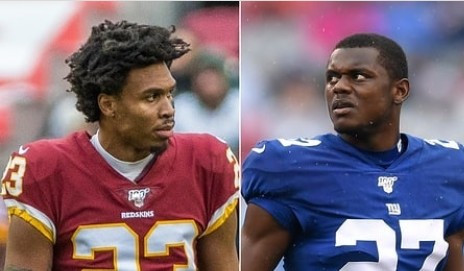 NFL stars, Deandre Baker and Quinton Dunbar surrender after robbery charge