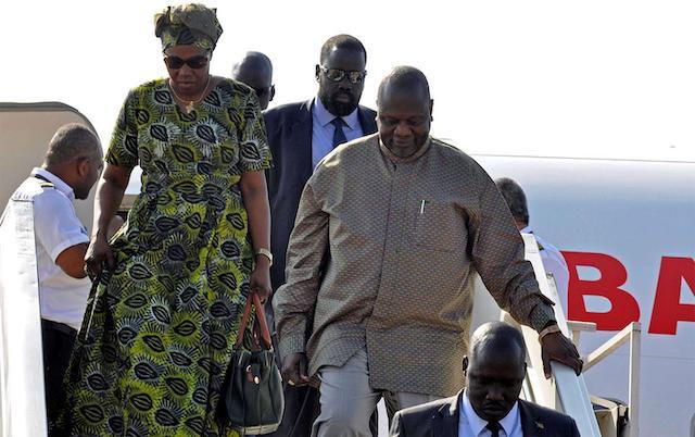 South Sudan vice president and wife test positive for Coronavirus lindaikejisblog