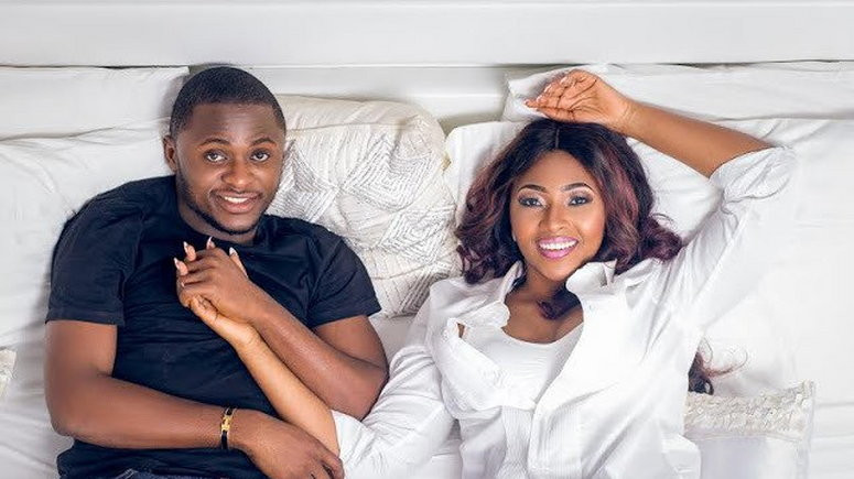 We are happy the way the we are - Lilian Esoro tells 'concerned' fan intruding on her relationship with Ubi Franklin lindaikejisblog