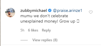 We dont celebrate unexplained money - Actor Zubby Michael takes shot at Hushpuppi after being compared with him lindaikejisblog 2