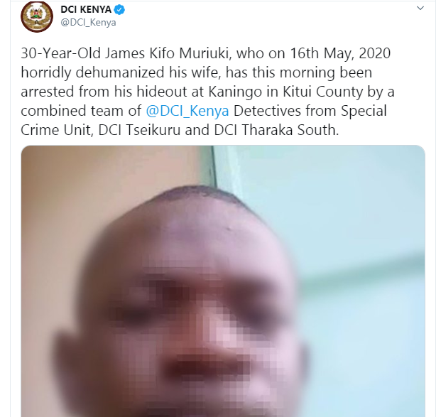Photo of man who sealed wifes private part with super glue released after being arrested lindaikejisblog 1