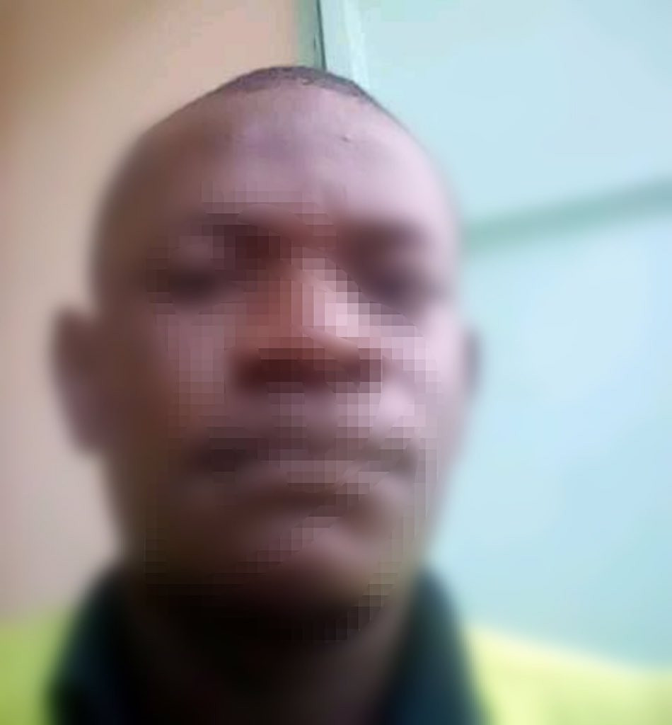 Photo of man who sealed wifes private part with super glue released after being arrested lindaikejisblog
