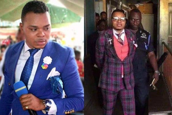 Controversial Ghanaian Pastor, Bishop Obinim still in police custody after failing to meet bail requirements lindaikejisblog