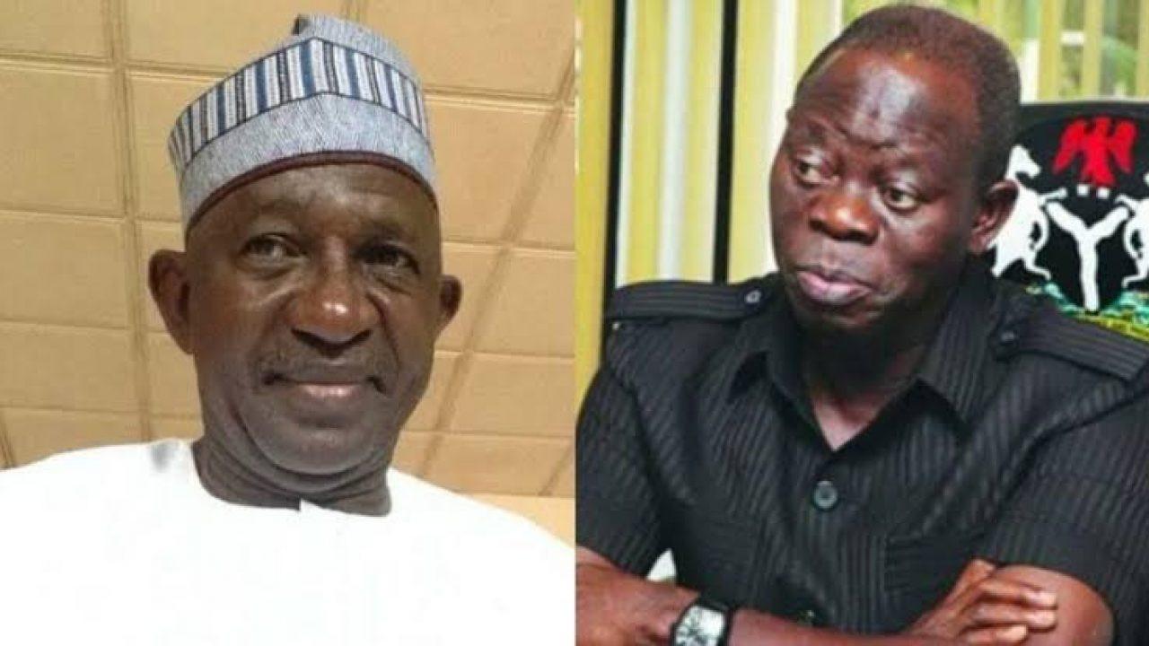 , APC is now a nest of lawlessness because of Oshiomhole – APC deputy chairman, Lawal Shuaibu, All9ja, All9ja