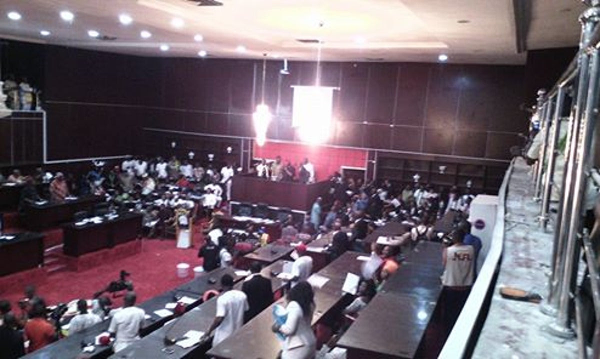 Imo assembly passes law which stops former governors and speakers from receiving pension and other entitlements lindaikejisblog