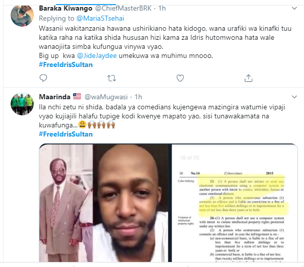Big Brother Africa winner, Idris Sultan arrested for laughing at throwback photo of President Magufuli lindaikejisblog 2