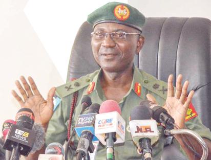 Captured Boko Haram insurgents are quarantined and given face masks - Defence Headquarters lindaikejisblog