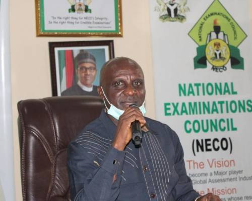 Buhari appoints Prof. Obioma as new NECO Registrar lindaikejisblog