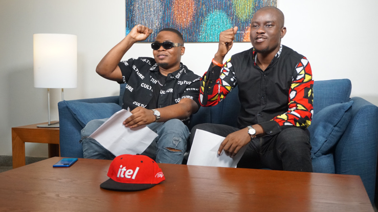 Why Olamide Is A Perfect Brand Ambassador For itel lindaikejisblog1