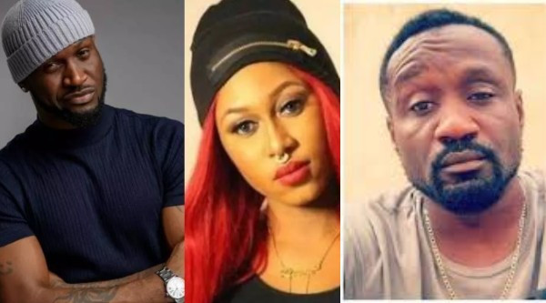 You rejected the contract I gave u because they made you see me like the bad egg - Peter Okoye reminds Cynthia Morgan after she narrated losing all to Jude Okoye lindaikejisblog