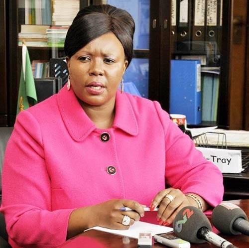 Zambia's Information Minister tests positive for Coronavirus lindaikejisblog