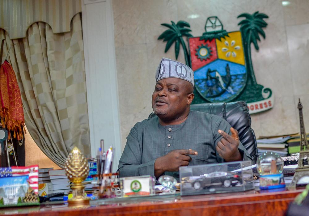 Money is meant to be spent - Lagos Speaker, Mudashiru Obasa reacts to allegations of fraud against him lindaikejisblog