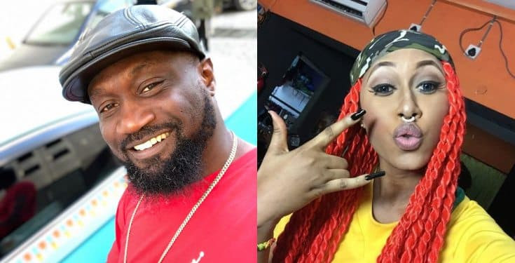 I don't have the power to take Cynthia Morgan's name, it was given to her by her parents - Jude Okoye shares his own side of the story lindaikejisblog