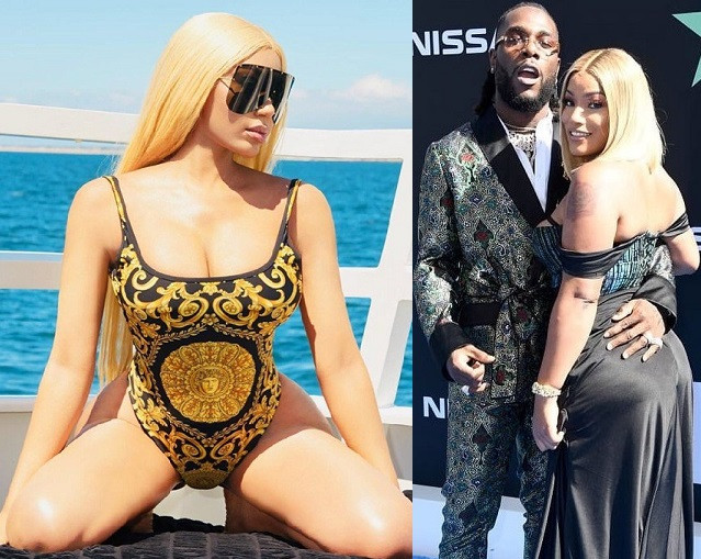 Dencia brutally drags Burna Boy and his girlfriend Stellon Don