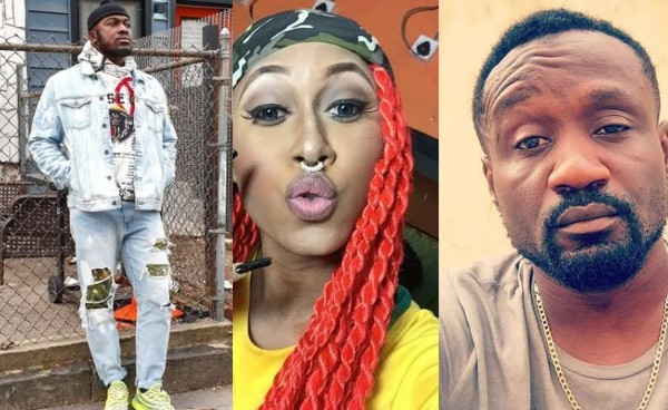 Nobody owes you anything, own up to your mistakes and grow - Yemi Alades record label boss, Taiye Aliyu tells Cynthia Morgan lindaikejisblog