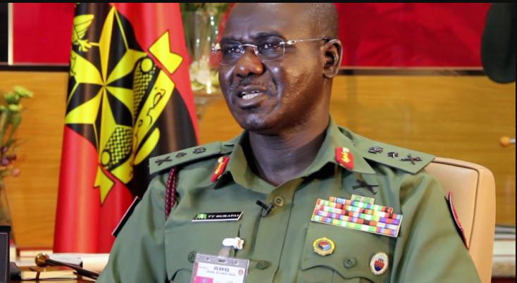 Soldiers have killed 1,015 Boko Haram terrorists since April - Buratai lindaikejisblog