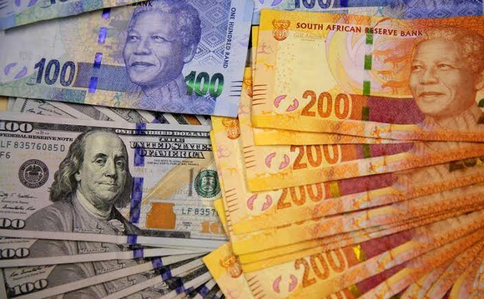 South Africa's rand climbs to 8 week high against dollar lindaikejisblog