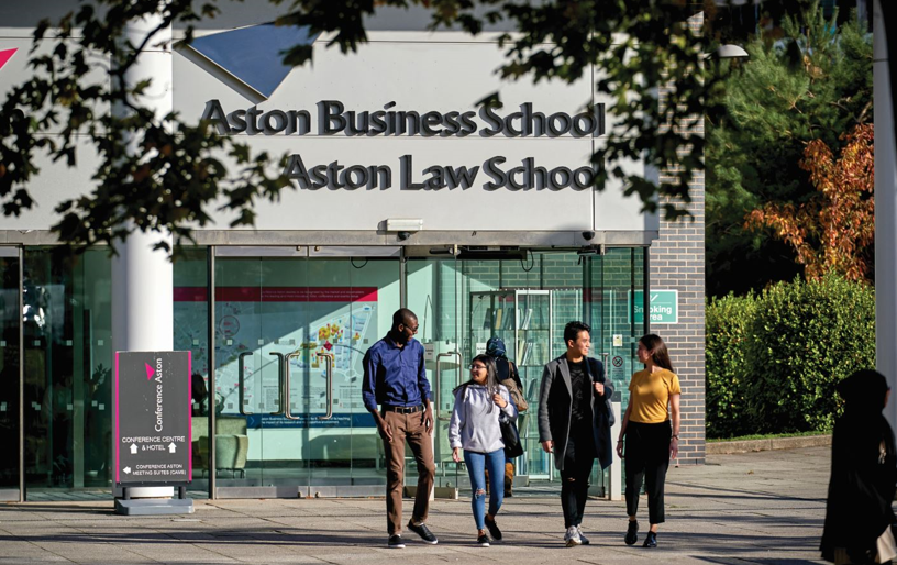 Aston University Offers Between 3000 - 8,000 Scholarship to Nigerian Applicants for September 2020 Entry