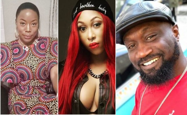 I should sue Jude Okoye, if he said I owe him then he didn't do his job well - Cynthia Morgan fires back