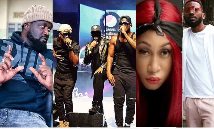 Jude Okoye did his best to help Cynthia Morgan and May Ds careers - Singer, J.Martins reacts to the ongoing contract controversy